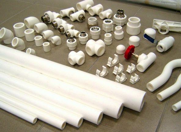 Фото - Застосування поліпропіленових труб