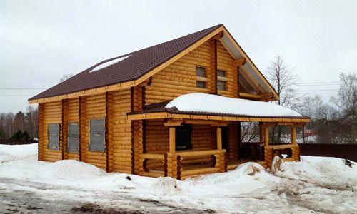 Фото - Принципи та основні етапи побудови даху для лазні