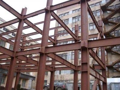 Прямокутні труби в будівництві