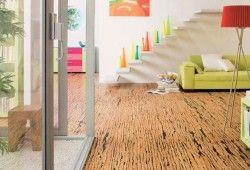 Фото - Пробкова підлога або подвійний шар лінолеуму: що краще?