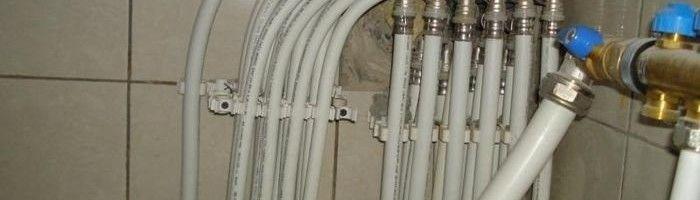 Фото - Процес монтажу металопластикових труб