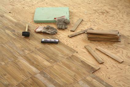 Фото - Виробляємо укладання фанери на підлогу