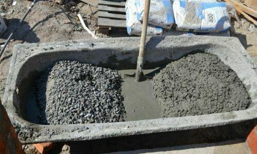 Фото - Пропорції цементного розчину для стяжки