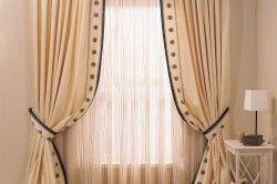 класичні штори