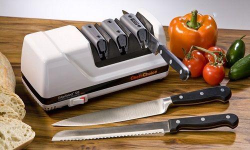 Фото - Проведення заточування керамічних ножів в домашніх умовах