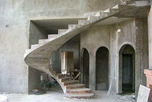 Фото - Розрахунок бетонних сходів