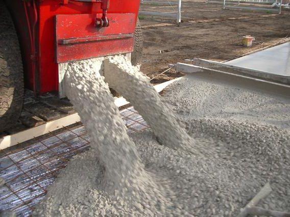 Фото - Розрахунок кількості цементу і витрати на куб бетону