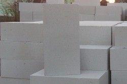 газосилікатні блоки