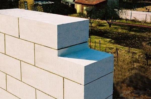 Фото - Розрахунок кількості газосилікатних блоків