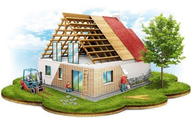 Фото - Розрахунок площі даху будинку: основні типи дахів, формули