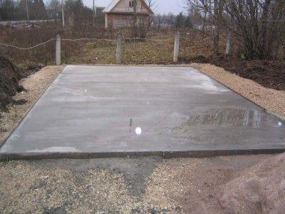 Фото - Розрахунок показників для будівництва плитного фундаменту