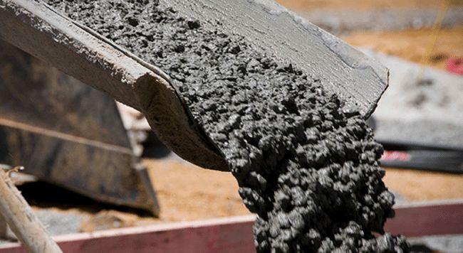 Виготовлення бетонної суміші.