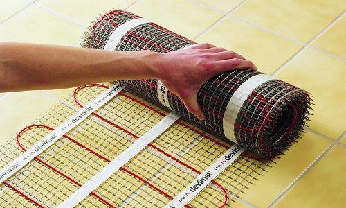 Фото - Витрата електроенергії теплою підлогою