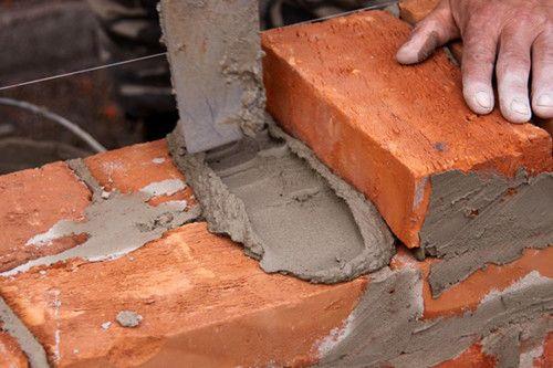 Фото - Витрата розчину на куб кладки