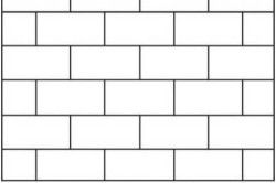 Схема кладки плитки