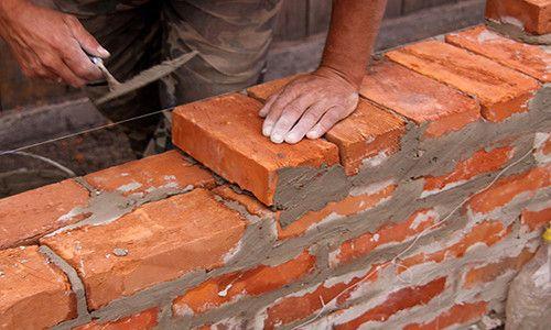 Фото - Розбирання цегляної стіни