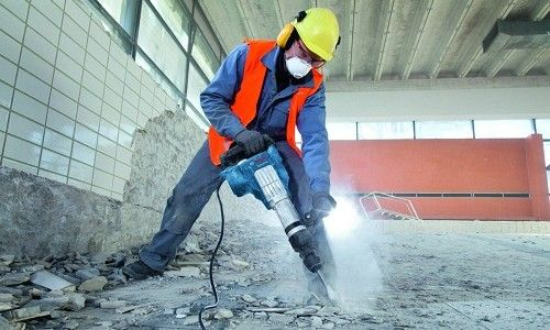 Фото - Різні способи демонтажу бетону
