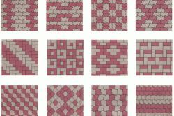 Різноманітність тротуарної плитки і поєднання її з ландшафтним дизайном
