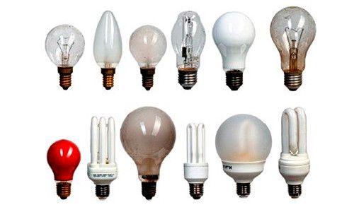 Фото - Різновиди ламп освітлення