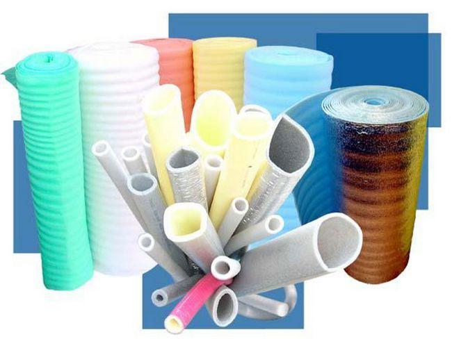 Фото - Різновиди теплоізоляційних матеріалів