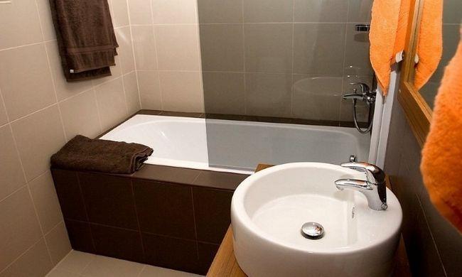 Розробка дизайну малогабаритних ванних кімнат