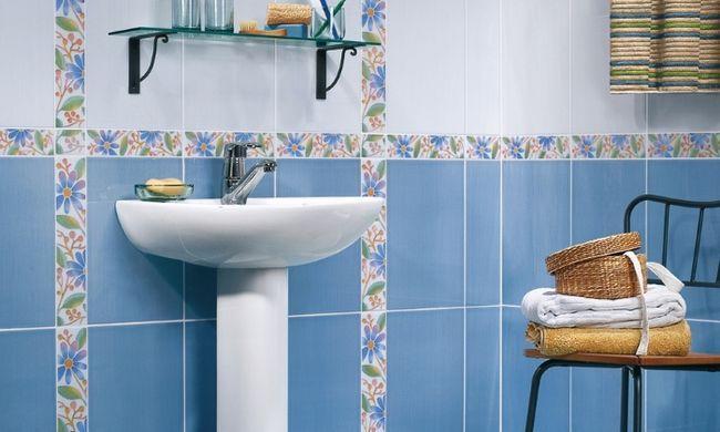 Обробка ванної керамічною плиткою