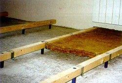 Фото - Регульовані підлоги: технологія і матеріали