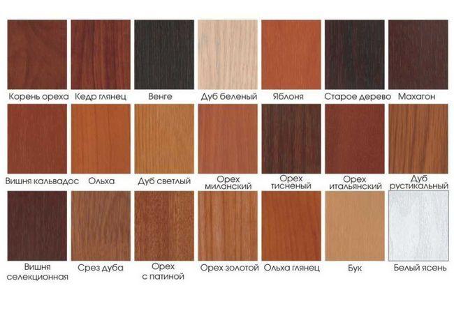 Фото - Рекомендації: який колір вибрати для дверей?