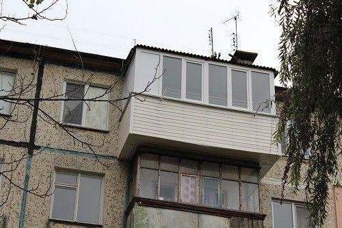 Фото - Рекомендації щодо розширення балкона