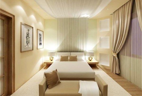 Фото - Рекомендації по створенню дизайну спальні 14квм