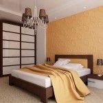 Спальна рельєфні панелі фото