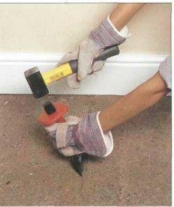 ремонт бетонної підлоги