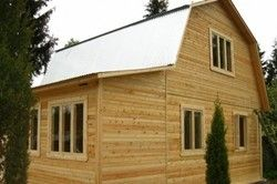 як побудувати дах