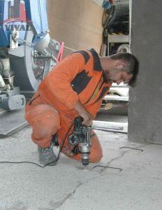 ремонт стяжки підлоги
