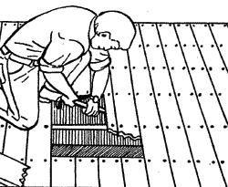 Фото - Ремонт підлоги на лагах: основні особливості