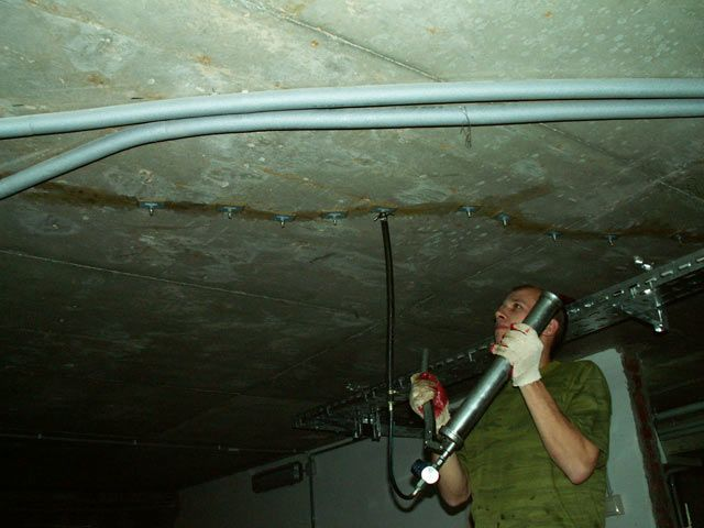 Фото - Ремонт тріщин ін'єктуванням бетону
