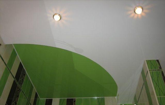 Фото - Ремонтуємо стелю у ванній