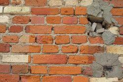 Посилення слабких ділянок стіни шляхом заміни кладки