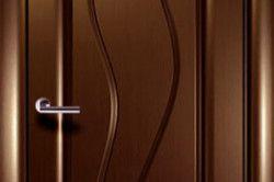 Шпонированная міжкімнатні двері