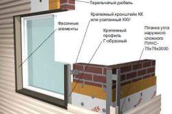 Фото - Керівництво по обробці сайдингом віконних прорізів