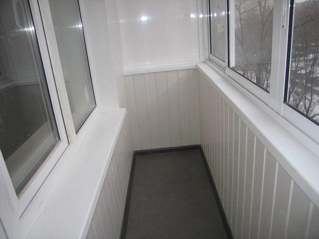 Фото - Керівництво по ремонту балкона в хрущовці своїми руками
