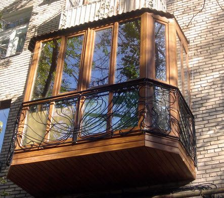 Фото - Керівництво по установці балконів