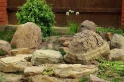 камянистий інтерєр