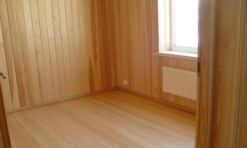 Фото - Самостійна обробка стін дерев'яною вагонкою