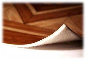 Фото - Самостійна укладання лінолеуму на бетонну підлогу і дерев'яну основу