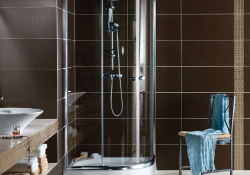 Самостійна установка душового куточка