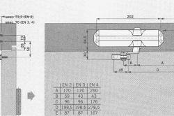 Фото - Самостійна установка дверних доводчиків