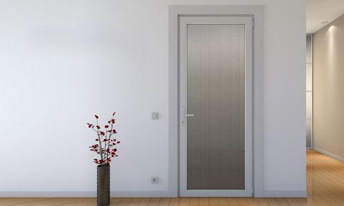 Фото - Самостійна установка пластикових дверей