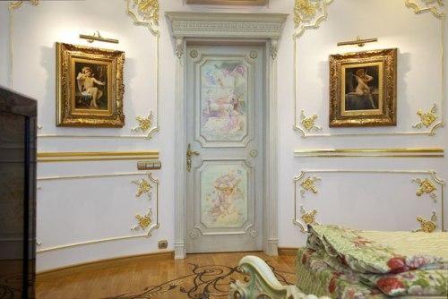Фото - Самостійне декорування дверей