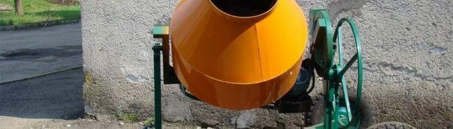 Фото - Самостійне виготовлення бетономішалки